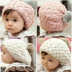 wonder if I can get all of Sabrina's hair in one of these??!! TOO cute!