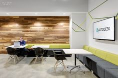 Gensler Completes Most Recent Office for Autodesk