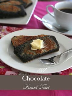 Low Carb Gluten-Free Chocolate French Toast