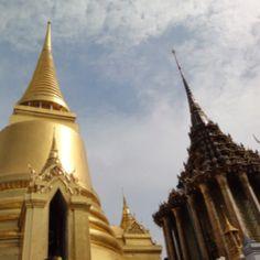 Royal Palace Bangkok, Thailand