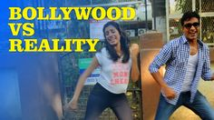 SnG Comedy #Youtube #Comedy Channel and Culture machine bring hilarious comparison between #bollywood and reality