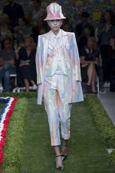 Thom Browne ready-to-wear Spring/Summer 2015|2