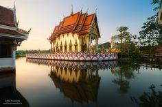 Wat Plai Laem, Koh Samui, Thailand, Asia  www.fromentinjulien.fr
