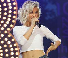 Celebrity Get The Look: Julianne Hough Textured Hair