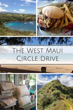 A stunning drive around West Maui. Here are our top 10 places to stop along the way. For anyone who loves exploring Hawaii in a way that is just a little bit off the beaten track! http://www.ohanafun.net/blog/west-maui-circle-drive/