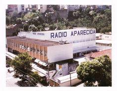 MARESME DX: QSL Rádio Aparecida Short Waves, Cards, Sao Paulo, Maps, Playing Cards
