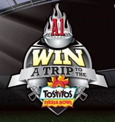 Win a Trip to the Tostitos Fiesta Bowl