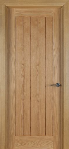Genoa Oak Door (40mm) | Internal Doors | Oak Doors