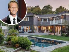 Tour Neil Patrick Harris' Just-Sold L.A. Home >> http://www.frontdoor.com/coolhouses/neil-patrick-harris-sells-his-family-friendly-west-coast-home?soc=pinterest