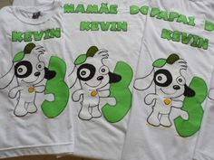 Doki, Party Themes, Kids Rugs, 1, Hand Applique, Party, 3 Year Olds, Vape Tricks, Custom T Shirts