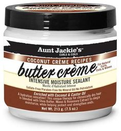 Aunt Jackie's Coconut Creme Recipes Curl Boss Coconut Curling Gélee Curling, Black Hair Products, Cleanser, Moisturizer, Type 4c Hairstyles, Curly Hair Styles, Natural Hair Styles, Feed In Braid, Hair Vitamins