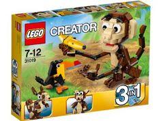 Skovdyr - Lego 31019 Creator Shop - Eurotoys - Legetøj online