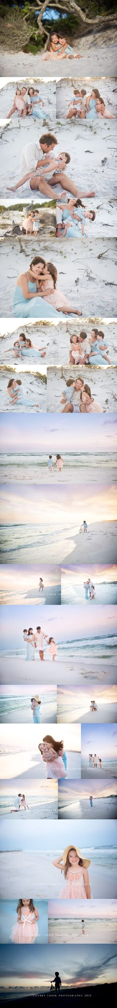 well in case you missed it watercolor florida tried to woo meet a few weeks ago hahahahaha! no but really i was given the opportunity to fly out to watercolor florida to shoot two family sessions for two BEAUTIFUL FAMILIES! Family Beach Portraits, Family Beach Pictures, Family Posing, Family Pics, Beach Photography, Amazing Photography, Group Photography, Travel Photography, Chubby Cheek Photography