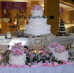 Wedding Cakes with Fountains | Wedding Cake Fountain Tiered Wedding Cakes | Male Models Picture