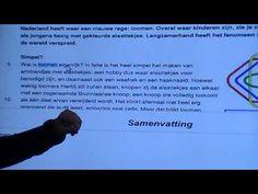 Nieuwsbegrip: modelen samenvatten tekst B - YouTube