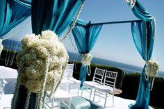 Rinfresco matrimonio in spiaggia: idee da Miami Beach