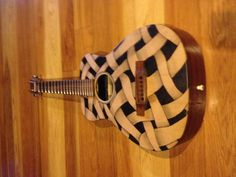 2012 LX1 Martin Guitar. Redone by Brooke Tyree.