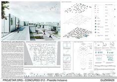 Concurso de Arquitetura   Presídio Inclusivo