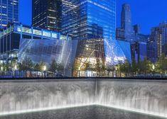 National September 11 Memorial Museum in New York by Snøhetta.