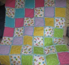 http://tophatter.com/auctions/6208    Rag quilts are great for everyone!!!