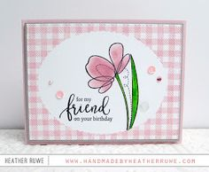"Hello and welcome. Today I'm sharing a card set I created using the new goodies from Simon Says Stamp's "" A Reason To Smile "" release... ..."