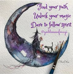 Positively Witch - Pinned by The Mystic's Emporium on Etsy