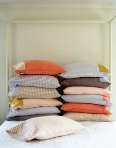 Pillowcases for Every Bed | The Purl Bee