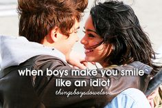 Or giggle like a little girl.  Lol