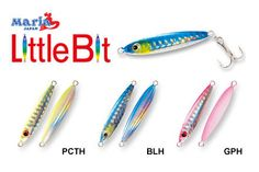 Maria Little Bit Jig | Lures by Maria Japan | Import Tackle - Import Tackle | Online Fishing Tackle Store