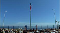La bandera de Estados Unidos ya ondea en la embajada en La Habana