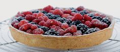 Crostata ai frutti di boscoL  Right click to translate recipe portion if using Google for Google Translate