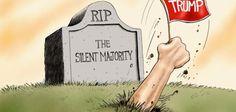 The Silent Majority Has Awoken