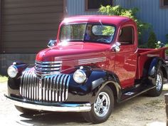 1946 Chevrolet pick up truck