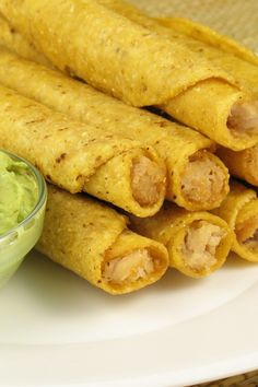 Weight Watchers Baked Chicken and Cheese Taquitos Recipe