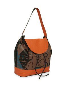 Claudia Bindas Brown - A sassy brown bag by Baggit