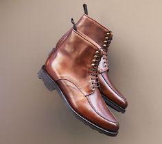 Septiéme Largeur moc boot