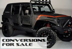 2014 Jeep Wrangler Unlimited El Diablo Kevlar Coated