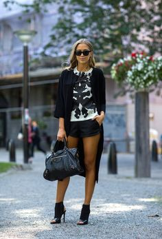 Stockholm #StreetStyle - Sweden's #Fashion Highlights. #FashionWeek