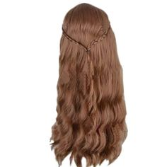 Margaery Tyrell Wig Game of Thrones Cosplay Wig Movie: Game of Thrones Character: Margaery Tyrell Color: Dark brown Including: A wig Material: Heat-resistant Fibers ------------------ This Margaery Tyrell wig is beautiful, soft and natural. You can wear it for cosplay, parties as well as for daily use. This wig fits any head size. Game of Thrones is an American fantasy drama television series created for HBO by David Benioff and D. B. Weiss. It is an adaptation of A Song of Ice and Fire, George Hairstyles For School, Cute Hairstyles, Pirate Hairstyles, Rainbow Dyed Hair, Halloween Dress, Pirate Halloween, Medieval Hairstyles, Game Of Thrones Cosplay, Margaery Tyrell