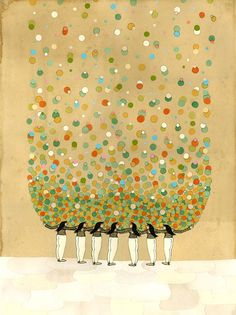 one of my first favorite artists was Mel Kadel Colour Field, Pen And Watercolor, Contemporary Abstract Art, Gouache Painting, Art Things, Hand Lettering, Whimsical, Artists, Illustrations