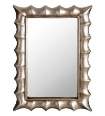 Miroirs Muraux Rectangulaires : Collection ESCAMA Argent