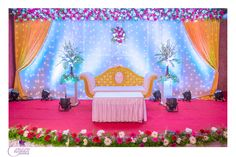 You can find the best wedding photographers, top wedding makeup artists, finest wedding decorators, top wedding planners, bridal stylists & affordable jewellery rentals Wedding Stage Design, Wedding Reception Backdrop, Wedding Album Design, Wedding Props, Wedding Frames, Wedding Stage Decorations, Engagement Decorations, Backdrop Decorations, Backdrops