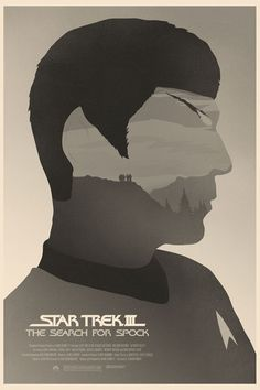 Movie poster #startrek