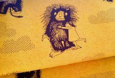 Lillestoff BioJersey Mädchen mit großem Freund.  95 % Bio-Baumwolle, 5 % Elasthan GOTS-zertifiziert Breite: 150 cm Design: Susanne Bochem/ SUSAlabim für lillestoff. Alle Rechte...