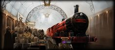 GUIDE TO POTTERMORE ITEMS: PS – Chp 6: The Hogwarts Express