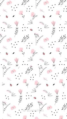 Wallpaper Pastel Simple 17 Ideas For 2019 Flowers Wallpaper, Plant Wallpaper, Iphone Background Wallpaper, Flower Backgrounds, Cellphone Wallpaper, Aesthetic Iphone Wallpaper, Screen Wallpaper, Aesthetic Wallpapers, Iphone Backgrounds