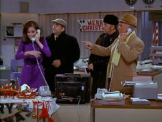 The Mary Tyler Moore Show: Christmas and the Hard Luck Kid II - 1970 Christmas Tv Shows, Christmas Movies, Vintage Tv, Vintage Hollywood, Tv Show Family, Mary Tyler Moore Show, Old Shows, Old Tv, Classic Tv