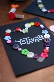 Kuvahaun tulos haulle ystävänpäiväkortti askartelu lapset Mothers Day Crafts For Kids, Kids Crafts, Crafts To Make, Art Classroom, Valentine Day Cards, Hobbies And Crafts, Diy Cards, Handicraft, Activities For Kids