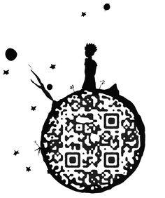 Little Prince QR code.
