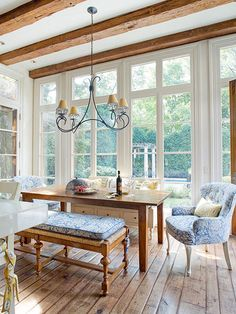 dreaming of home on pinterest ethan allen  hgtv dream Country Dining Room Cushions dining room table bench cushions